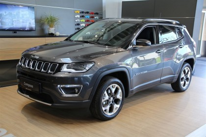 Jeep - Compass 2.0 Multijet Limited AWD 9AT