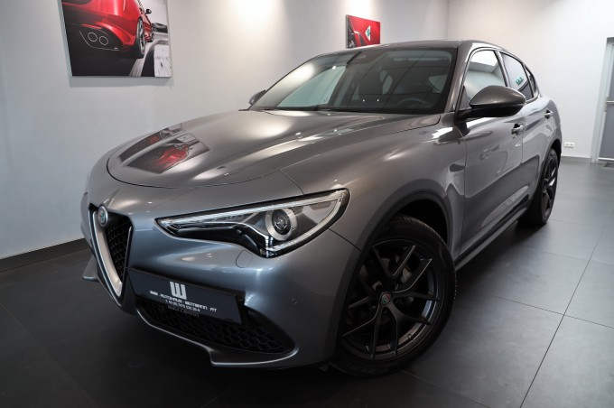 Alfa Romeo - Stelvio 2.2 16V 160 AT8 Business MY21