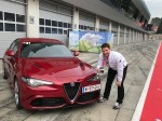 Alfa Romeo Scuderia Manuel Weitmann